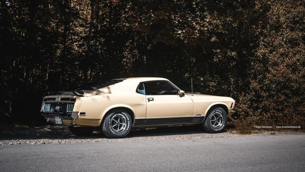 Mach 1 by AmericanMuscle