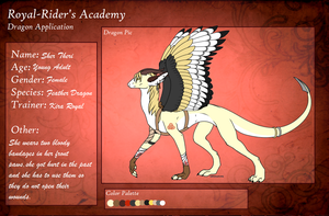 Sher Theri - RRA by Akeera-Wolf