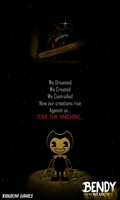 Bendy and the ink machine-Dreams do come true. by RandomGames