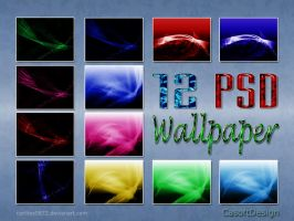12 Wallpaper PSD by carlitos5872