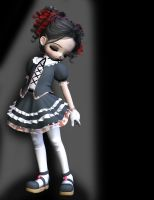 nm57-gothic lolita by lyonesskim