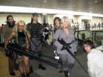 Metal Gear Solid 2 Group by AngstyGuy