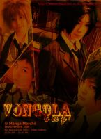 Vongola Cafe by bananaleaf27