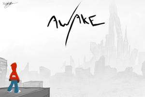 AWAKE In-game Title by sonicbommer