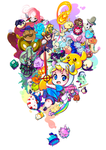 ADVENTURE TIME by Suguri
