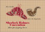 Sherlock convention poster 2 by LuvGen