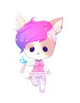 Commission - Tiny chibi Charlie (1/3) by Wild-Fluff