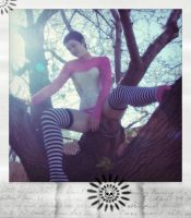 Eliza - Up in a Tree by Poet168