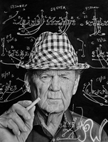 Bear Bryant by PriscillaW