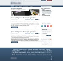 Layout - Tecnoblog by canha