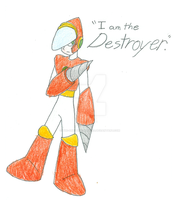 Crashman: The Destroyer by The-One-True-Koneko