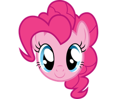 Vector #33 - Pinkie Pie #2 by DashieSparkle