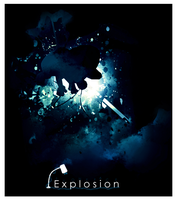 Nightly Explosion by Stoneface-GFX
