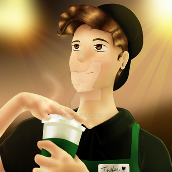 Taylor the Latte Boy by ICFTW