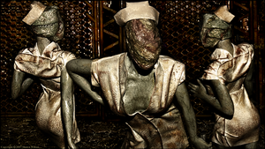 Silent Hill Nurses by Silent-Hill-Fan