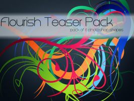 Flourish Teaser Pack by thelilartist