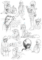 :Traditional Dump 6: by DogsTeeth