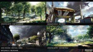Battlefield 3 Artwork Multiplayer HD 2 by Pixero111