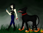 Supernatural: Walking the Dog by CookiesNLazars