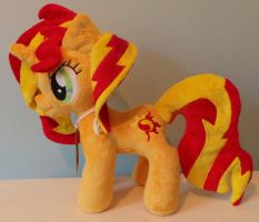 Sunset Shimmer by Pinkamoone