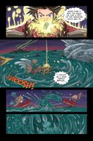 Shadowbinders Webcomic Chapter 5 Page 19 by KneonT