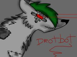 Drotbot by AnimHAW