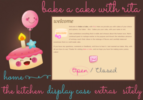 Bake a Cake layout by poundfreeze
