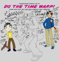 Timewarp meme thing...yeah by Penril