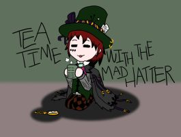 Tea Time with the Mad Hatter by geek96boolean10