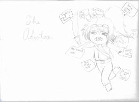 March 9: A Diagram of an Adventurer by InsomniaSquared