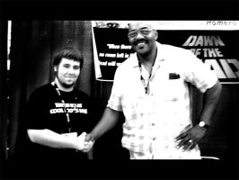 Ken Foree, Dawn Of The Dead by DarkerThanBlack
