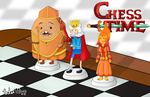 Adventure Time Chess Project - Part 1 by EderEdyy