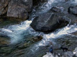 Into the Gorge  by TRunna