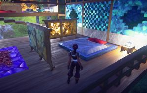 EQ Landmark - Sleeping Area by Ravensilver