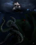Endless Seas and Elder Gods by ChesireHats