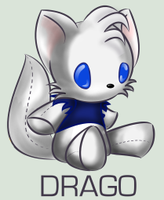 Plushie Collection: Drago by WingedHippocampus