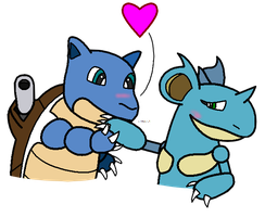 Be My Nidoqueen? by AgelessAgera
