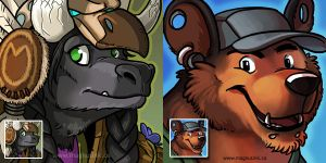 Icons by weremagnus