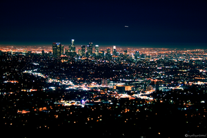Heat Of Los Angeles Is Magical by ImpolitePersonnel