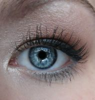 my eye :P with makeup by superyummybubbles