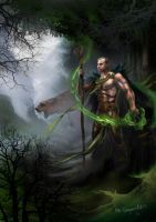 Druid by bobgreyvenstein