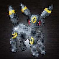 Large Sprite - No. 197 Umbreon by SugarCubeCreations