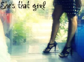She's that girl by Emosummer