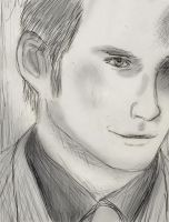 Ianto, quick scetch by Vylomy