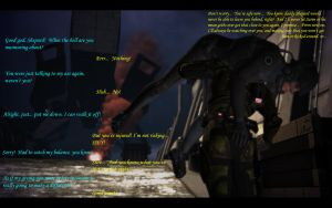 Shepard's heroic rescue... by TheLostGirl21