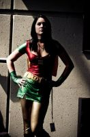 Robin Cosplay by RobbieDGrimm