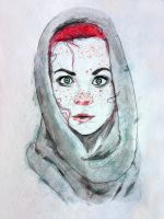 Freckles by Lunna-Astra