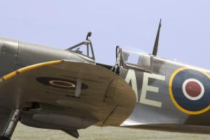 Supermarine Spitfire by Small-Brown-Dog
