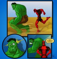 Kicking Hulk's Aaaa - Page02 by YulayDevlet