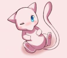 Mew by Shouren